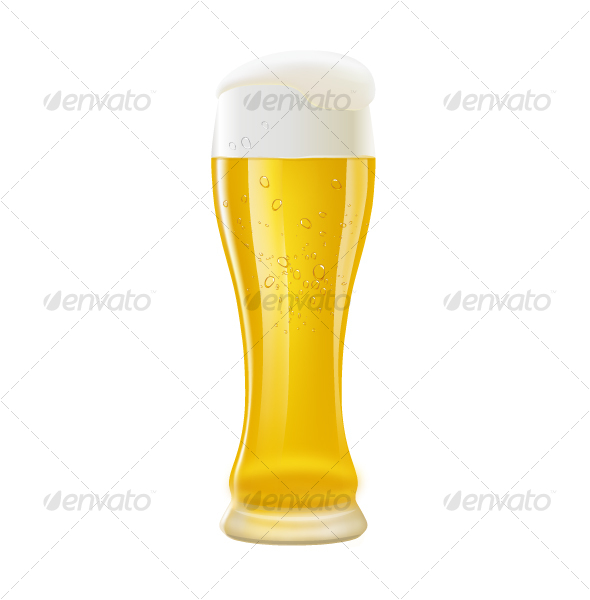 GraphicRiver Glass of Beer 99166