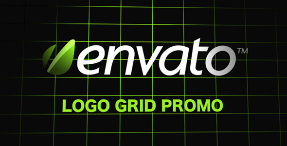 After Effects Project - VideoHive Logo Grid Promo 2752143