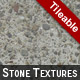 5 Stone Textures + 3 Tileable Versions - GraphicRiver Item for Sale