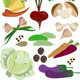 Fresh Vegetables for Healthy Eating  - GraphicRiver Item for Sale
