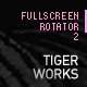 FULLSCREEN ROTATOR 2 / AS3 + XML - ActiveDen Item for Sale