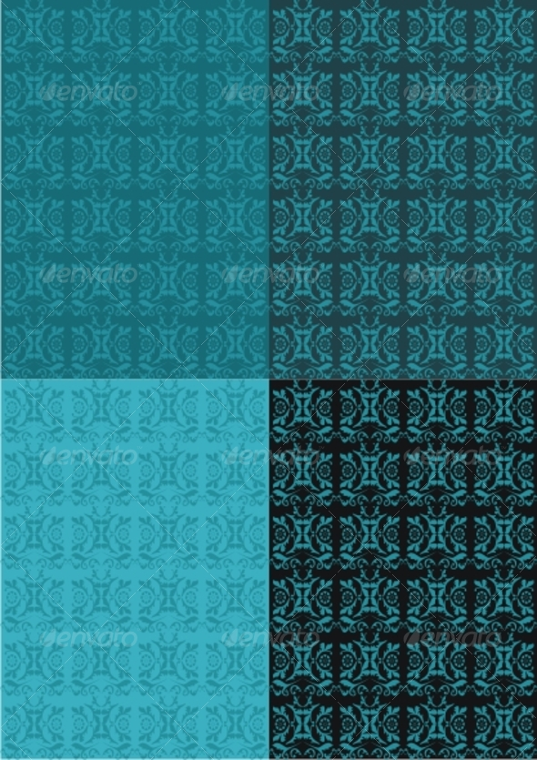GraphicRiver Seamless tile-able patterns 99552