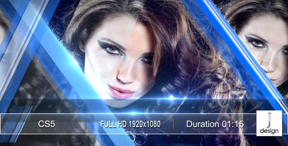 After Effects Project - VideoHive Elegant Slide 2768519