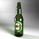 Heineken Beer Bottle - 3DOcean Item for Sale