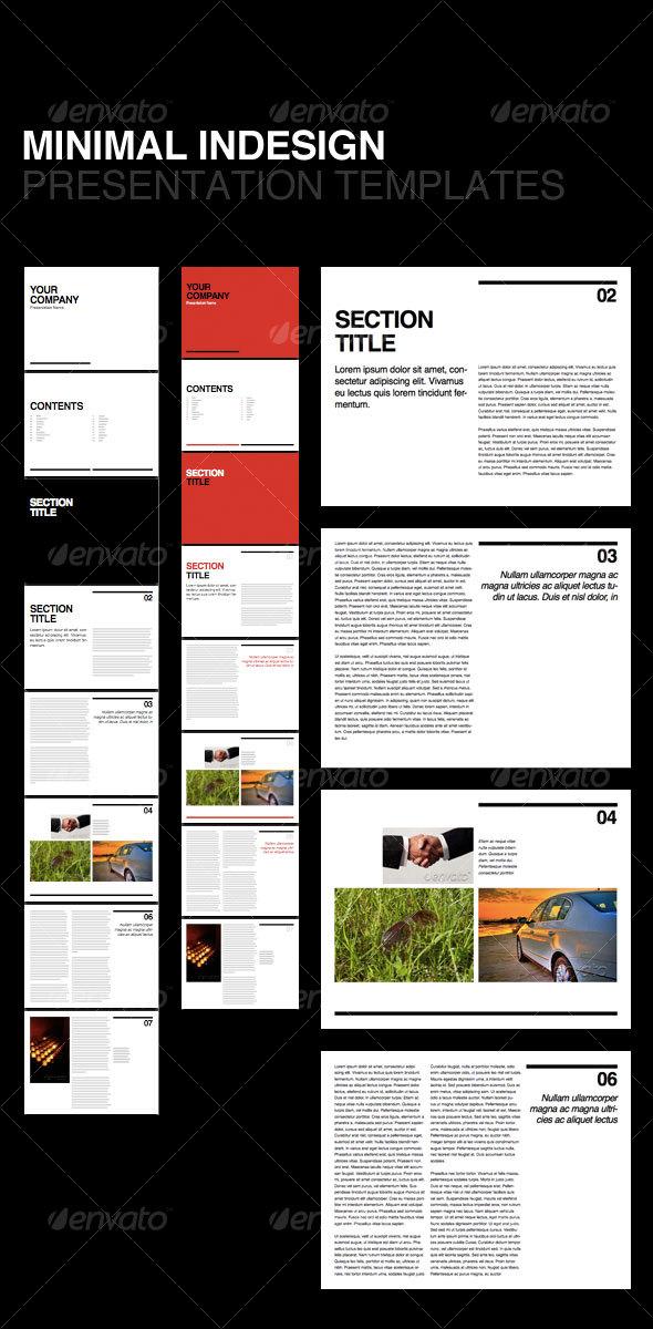 GraphicRiver Swiss Minimal Presentation Template 100139