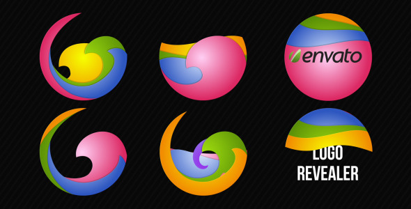 After Effects Project - VideoHive Logo Revealer Wave 2778562
