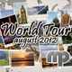 World Tour - VideoHive Item for Sale