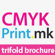 CMYK Print Trifold Brochure - GraphicRiver Item for Sale