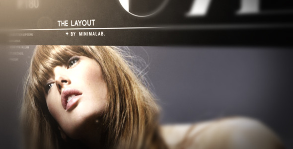VideoHive The Layout 2783790