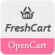 FreshCart - Responsive Fashion OpenCart Template - ThemeForest Item for Sale