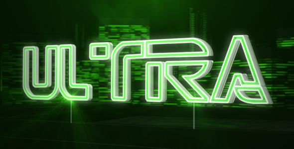 VideoHive Ultra Logo 2785282