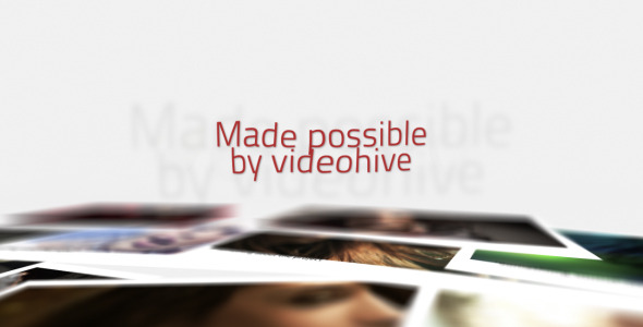 After Effects Project - VideoHive Sweet Memories 2786186