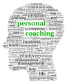 Personal coaching in tag cloud - PhotoDune Item for Sale