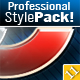 THE MOST NEEDED PROFESSIONAL STYLES PACK - GraphicRiver Item for Sale