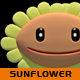 Sunflower (rigged) - 3DOcean Item for Sale