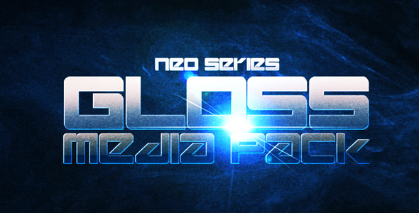 After Effects Project - VideoHive Gloss Media Pack 100637