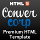 Convercorp - Multipurpose Premium HTML Theme - ThemeForest Item for Sale