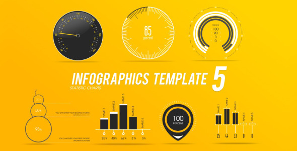 VideoHive Infographics Template 5 2793491