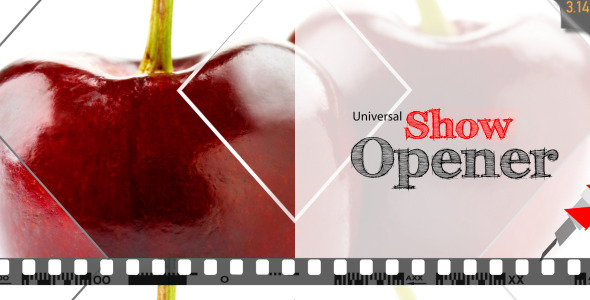 After Effects Project - VideoHive Universal Show Opener 2793987