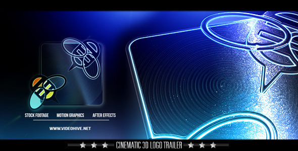 After Effects Project - VideoHive Massive Logo Corporate Trailer 2794934