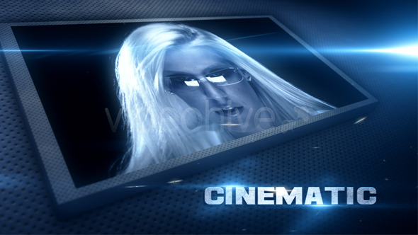 After Effects Project - VideoHive Cinematic Epic Promo 2794937