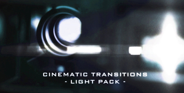 Cinematic Light Transitions V2 - 10 pack - 2