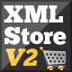 XML Store/Shop V2 - ActiveDen Item for Sale