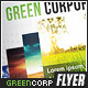 Green Corporate Flyer Template - GraphicRiver Item for Sale
