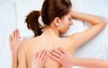 woman receiving massage in spa salon - PhotoDune Item for Sale