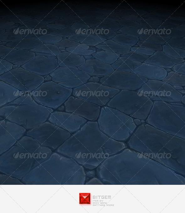 3DOcean Stone Floor Tile 11 2806351