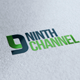 Ninth Channel Logo - GraphicRiver Item for Sale