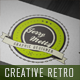 Creative Retro Business Card 2 - GraphicRiver Item for Sale