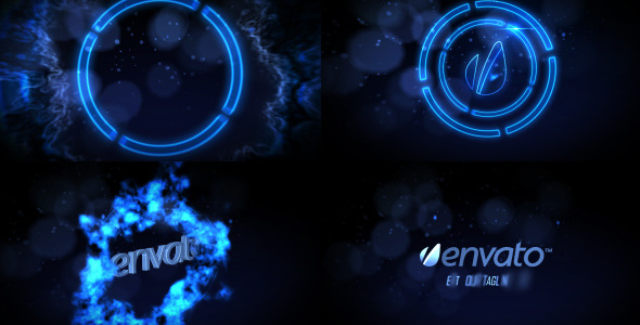 After Effects Project - VideoHive Energy Blast Logo Reveal 2822225