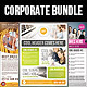Corporate Business Flyers Bundle - GraphicRiver Item for Sale