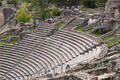 Ruins of the Roman theater in Lyon, France  - PhotoDune Item for Sale