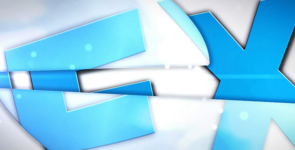 After Effects Project - VideoHive Glassy Logo 2827788