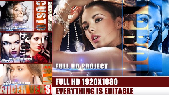After Effects Project - VideoHive Perfect Video Displays 2790154