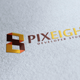 Pixel Eight Logo - GraphicRiver Item for Sale