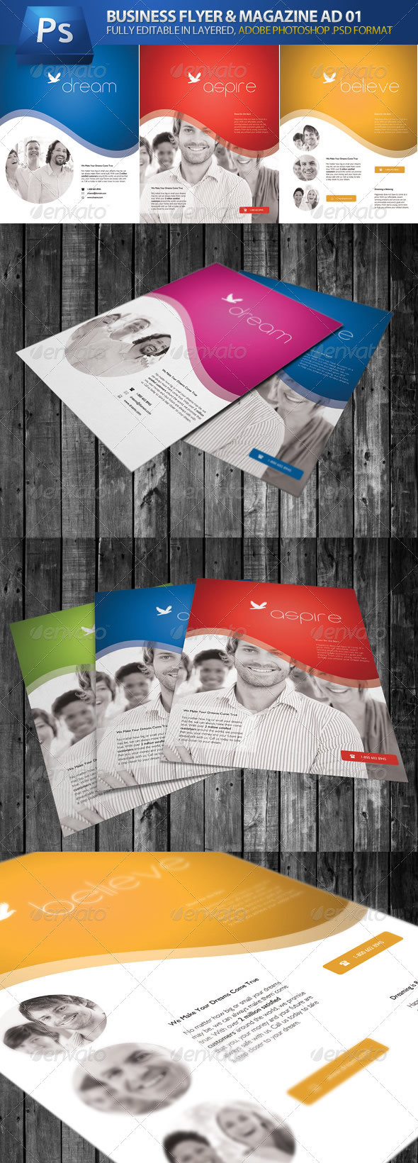 GraphicRiver Business Flyer & Magazine Ad 01 2835698