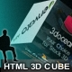 Image 3D Cube Menu Xml/Html  - ActiveDen Item for Sale