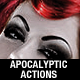 Apocalyptic Actions - GraphicRiver Item for Sale