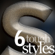 6 Tough Layer Styles(with 12 size adaptations) - GraphicRiver Item for Sale