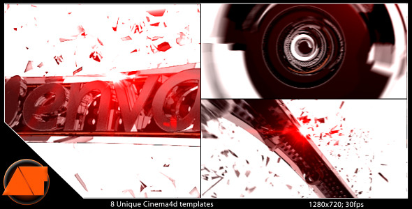 VideoHive TV Project 2827261