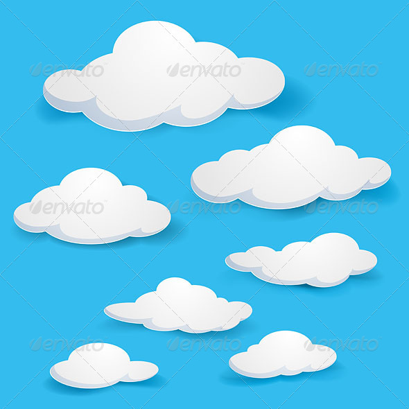 GraphicRiver Clouds 2844783