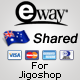 eWAY AU Shared Gateway for Jigoshop