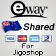eWAY NZ Shared Gateway for Jigoshop