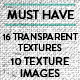 16 Textures and 10 Mock-up Ready Backgrounds - GraphicRiver Item for Sale