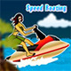 Speed Boating flash game - ActiveDen Item for Sale