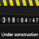 Under construction CountDown template - ThemeForest Item for Sale