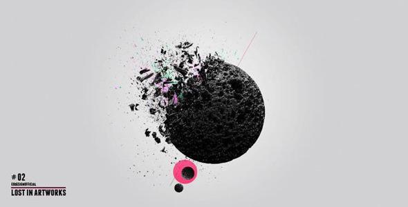 TutsPlus Displacement Tutorial Abstract Spheres 2790189